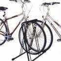 Four Bike Folding Stand