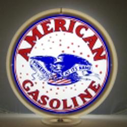 American Gas Pump Globe