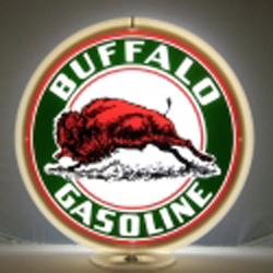 Buffalo Gas Pump Globe