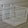 Deep Wire Basket - Chrome