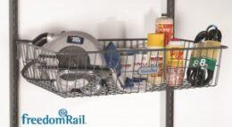 FreedomRail Big Work Basket