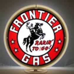 Frontier Gas Pump Globe