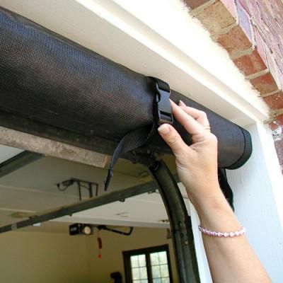 Garage Door Screen 2 Zippers The Garage Project