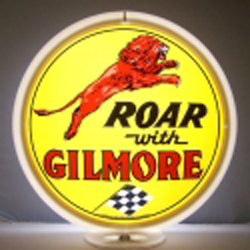 Gilmore Gas Pump Globe
