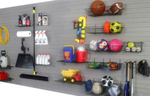 Garage Storage Products in action