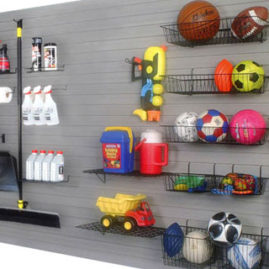 StoreWall Garage Organization