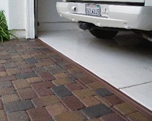 Garage Door Threshold Seal - 10 Feet