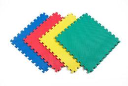 Solid Color Foam Mat Tiles