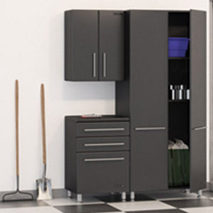 Ulti-MATE Graphite 3 Piece Storage System