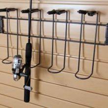 HandiWall Fishing Rod Holder