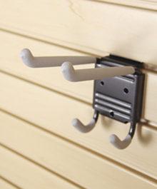 HandiWall Double Utility Hook