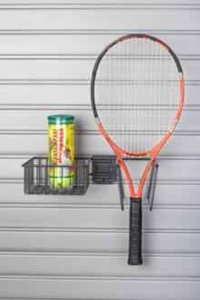HandiWall Tennis Accessory Holder