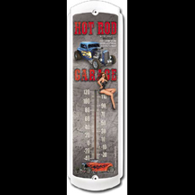 Hot Rod Garage Thermometer