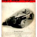 Hot Rod Premier Issue Sign