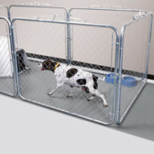 Ribbed Vinyl Kennel Liner - Small