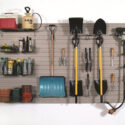 Slatwall Lawn and Garden Accessory Kit