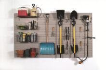 Slatwall Lawn and Garden Accessory Kit
