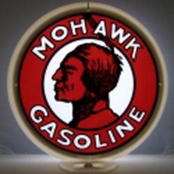 Mohawk Gas Pump Globe