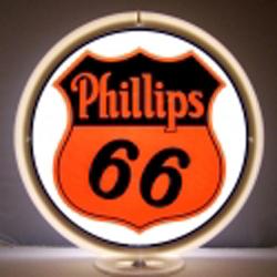Phillips 66 Gas Pump Globe