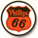 Phillips 66 Tin Sign