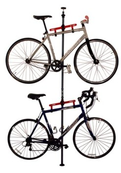 Platinum Steel Bike Rack