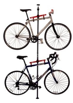 Platinum Steel Bike Rack