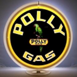 PollyGas Gas Pump Globe