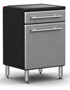 Ulti-MATE Pro 1 Drawer/Door Base Cabinet