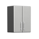 Ulti-MATE PRO 2 Door Wall Cabinet