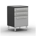 Ulti-MATE PRO 3 Drawer Base Cabinet