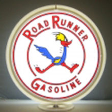 RoadRunner Gas Pump Globe