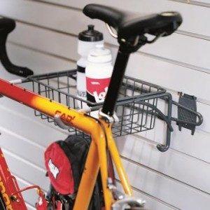 Schulte Bike Rack & Basket