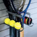 Schulte Racquet Rack