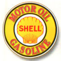 Shell Motor Oil Tin Sign