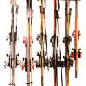 Large Monkey Bars Ski Rack
