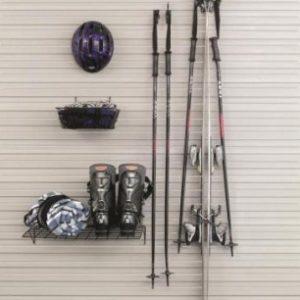 Slatwall Snow and Ski Kit