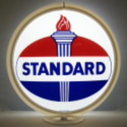 Standard Gas Pump Globe
