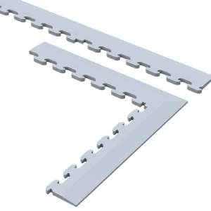 Interlocking Tile Edging Kit
