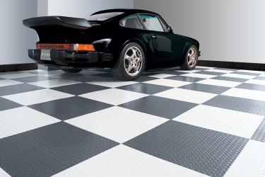 Raceday Diamond Tread Peel Amp Stick Tiles 40 The Garage