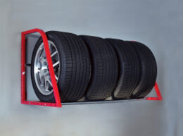 TireLoft Rack - Red