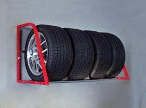 TireLoft Rack - Red
