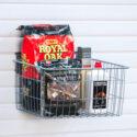 StoreWall Square Deep Basket 2