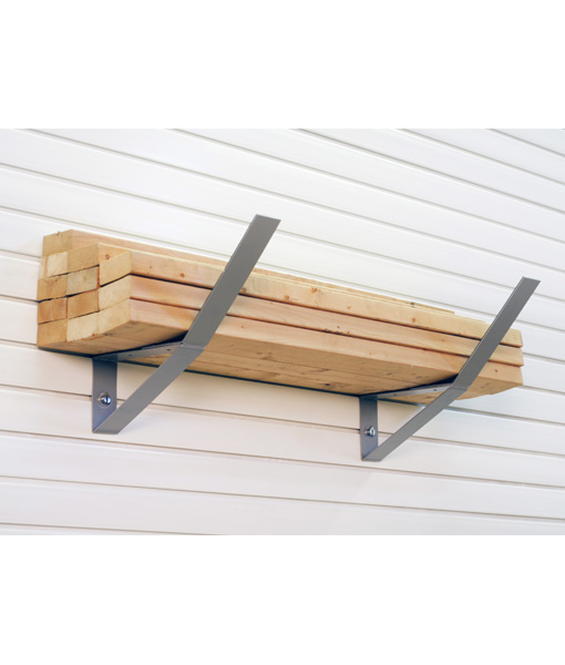 Storewall angle brackets the garage project - Garage door angle bracket ...