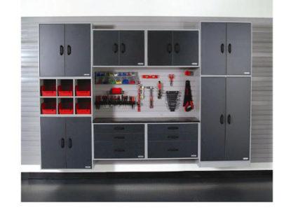 FreedomRail Garage Cabinets