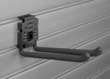 HandiWall 8 Inch Double Hook with Lock