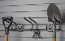 HandiWall Tool Bar with Lock