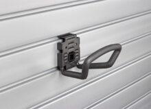 Small Loop Hook on HandiWall Slatwall Panels