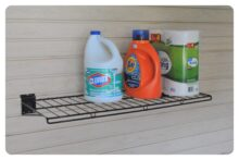 GaragePro Slatwall Steel Shelf