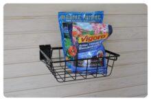 GaragePro Small Ventilated Basket
