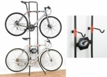 Lean Machine 2 Bike Gravity Rack